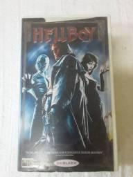 Filme Hellboy Dublado fita Cassete VHS