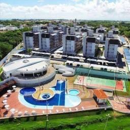 Apartamento de 86 metros no Condomínio Jardim Cabo Branco