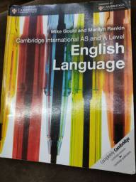 Cambridge International As And A Level English - Language