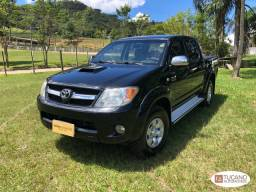 Toyota Hilux SRV 3.0 turbo 4x4 CD 2008