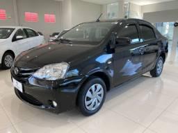 Toyota Etios Sedan 1.5 XS Automático 2017, Única Dona, Baixo KM, Revisado .