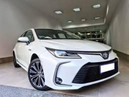 Toyota Corolla 1.8 Hybrid Altis Premium CVT 2020 com 4.100 KM