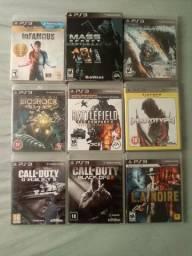 Jogos para PS3 / PS3 Games / Vendo ou troco / leia o anúncio