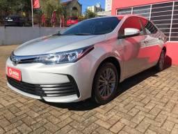 Corolla Gli Upper AT 1.8 2019