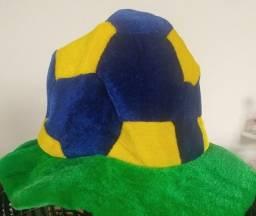 Chapéu Temático Brasil