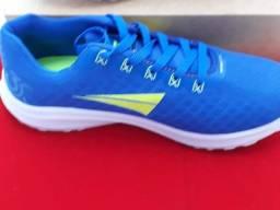 Título do anúncio: super Tênis azul -nº42 -  confortável-para todas as horas
