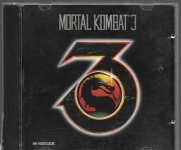vd185 Jogo Mortal Kombat 3 Pc Cd-rom