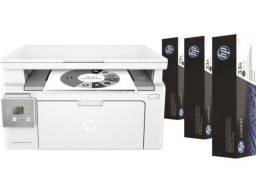 Impressora Multifuncional Laser Jet Ultra HP M134A