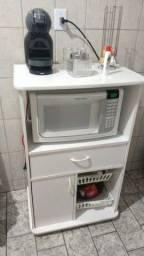 Armário de cozinha para microondas