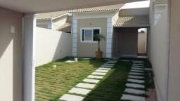 Vendo casa nova, 2 quartos, Divinéia, por apenas R$ 135,000,00