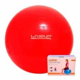 Bola Suica P  Pilates 45cm - Vermelha - Premium - Ref.  Ls3221 45 da0a56dbc89c0