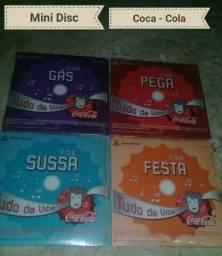 Cd coleção Coca-Cola