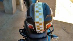 Vendo capacete filé ta zero