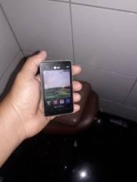 Vendo esse celular LG funcionando perfeitamente digital