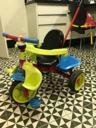 Triciclo infantil bandeirante