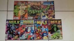 Hqs O Novo Incrível Hulk 1996 Formatinho 150 A 165