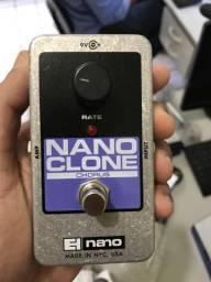 Pedal Nano Clone Chorus EHX