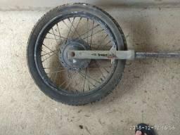 Roda titan 150