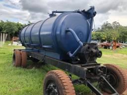 Tanque para fert-irrigaçao