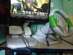 Volante para Xbox 360 e pc