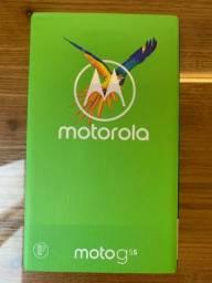 Moto G5s Dual Chip 32 Gb Tela 5.2 Pol Cor Platinum - lacrado