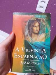 Livro duplo - A Viuvinha/ Encarnação - José de Alencar