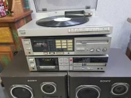 System Sony Vinil