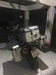 Moto bmw f-800 gs adventure - 2016