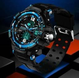 Relógio masculino digital preço promocional só até amanhã