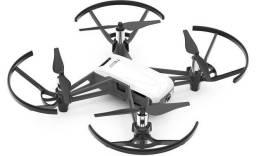 Drone DJI Tello TLW004 Transmissão HD 720p de 5MP - Branco/Preto