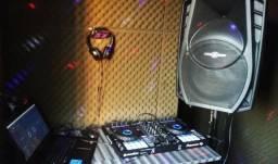 Curso de DJ Profissional - Estúdio Top, Aulas Individuais! - (Em até 12X no Cartão!)