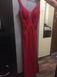 Vestido Longo (Helvana Guerreiro)