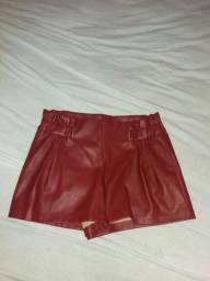 Short de courino Zara