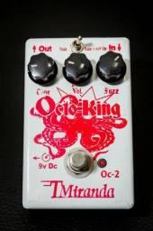Pedal Octo-King T Miranda