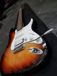 Guitarra eagle seminova zeradinha