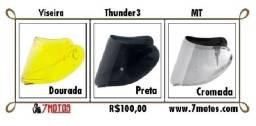 Viseira Thunder3/Stinger/Revenge - Mt