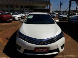 Toyota/ corolla xei 2.0 at - 2015