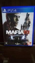 Mafia 3 - ps4- troco por driveclub