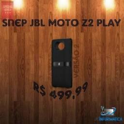 Snap Jbl SoundBoost 2 - Moto z2 play