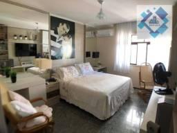 Apartamento com 3 dormitórios à venda, 170 m² por R$ 900.000 - Aldeota - Fortaleza/CE
