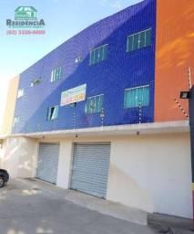Kitnet com 1 dormitório para alugar, 43 m² por R$ 650,00/mês - Setor Central - Anápolis/GO