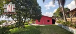 Excelente chácara com 02 casas, arborizada, pomar, ótima localização em Pinhalzinho