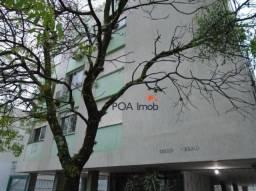 Apartamento 01 dormitório mobiliado com 01 vaga de garagem no bairro Petrópolis