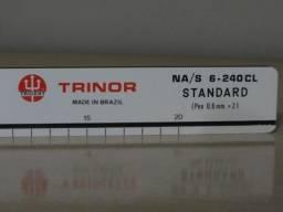 Régua Para Normógrafo 6-240 Cl Trident Trinor Nova