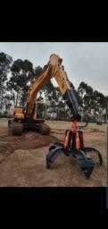 Escavadeira hidráulica Hyundai