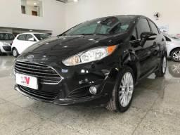 New Fiesta Sedan Titanium 1.6 Aut - 2014