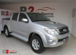 Hilux CD SRV D4-D 4x4 3.0 TDI Diesel Aut - 2011
