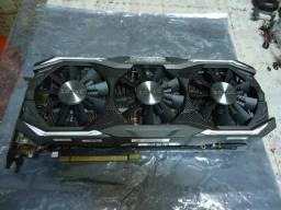 Placa de vídeo Zotac AMP! Extreme Nvidia GTX1080 8GB