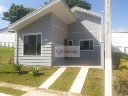 Casa à venda com 3 dormitórios em Campo de santana, Curitiba cod:CA0134