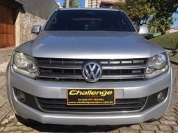 Volkswagen Amarok 2.0 highline 4x4 cd 16v turbo intercooler diesel 4p automático - 2012